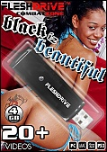 20+ Black iz Beautiful Videos on 4gb usb FLESHDRIVE™ (111753)